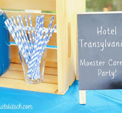 Hotel Transylvania 2 Party