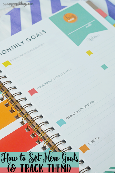 How to Set New Goals