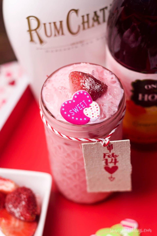 Valentine's Day RumChata Cocktail Recipe: RumChata Cocktails