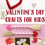 20+ Valentine's Day Crafts for Kids