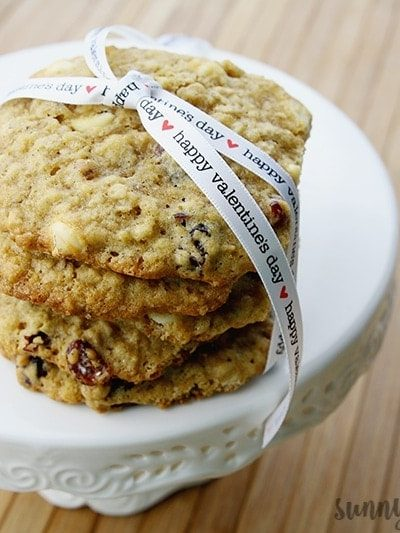 Cranberry Oatmeal Cookies