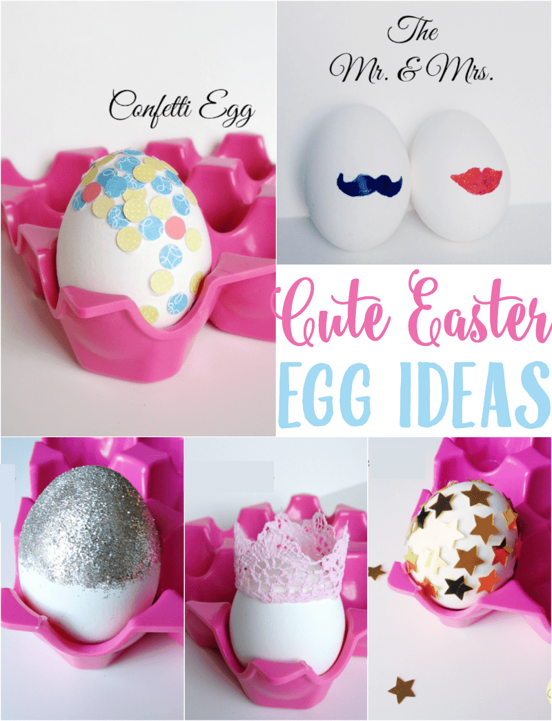 Creative Easter Egg Ideas