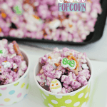 A Sweet Easter Treat: Pretzel Popcorn
