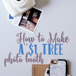 How to Make a Cheap DIY Photo Booth