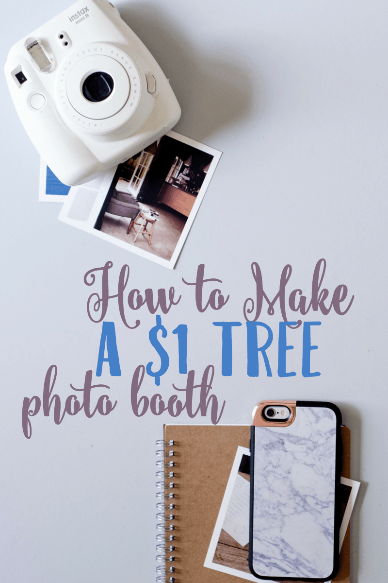 Make A Cardboard 3d Model Of Your Area Using Local: How To Make A Cheap DIY Photo Booth