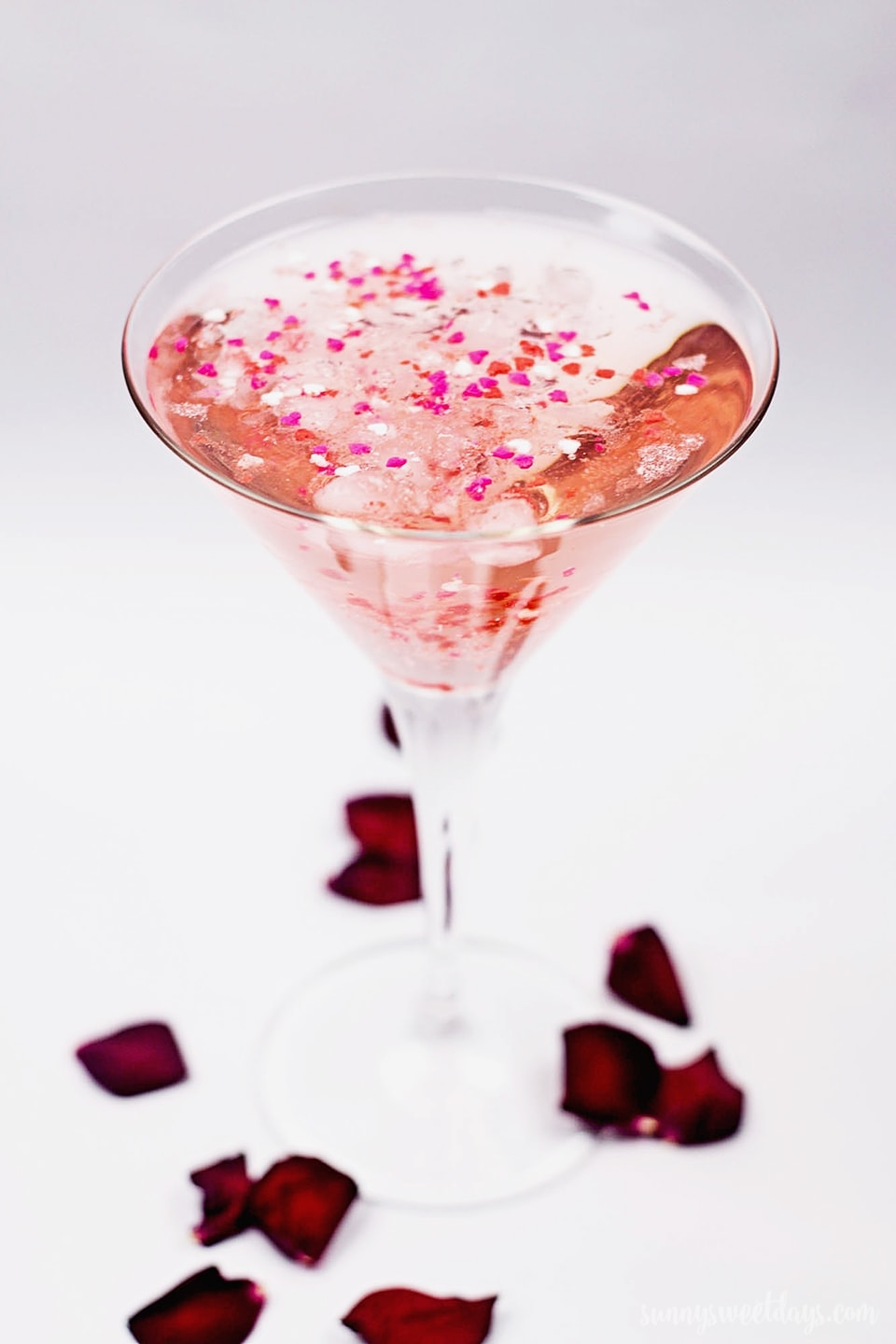Sparkling Tequila Cocktail