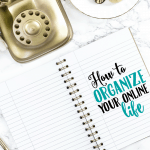 How Can I Make My Online Life More Organized?