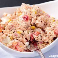 Salmon Salad Dip