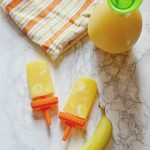 Orange Juice Pops