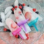 Prosecco Pops: Fruity Frozen Wine Popsicles