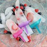 Prosecco Pops: Fruity Frozen Wine Popsicles