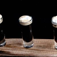 Whiskey Root Beer Shooters