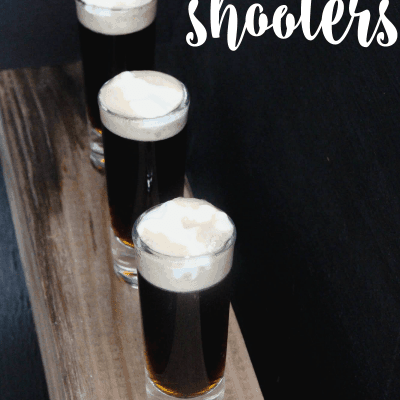 Not Your Father's Root Beer Whiskey Shooters