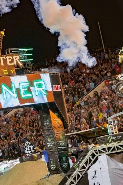 Monster Energy Supercross in Tampa | February 24, 2018 #SupercrossLIVE #DropTheGate