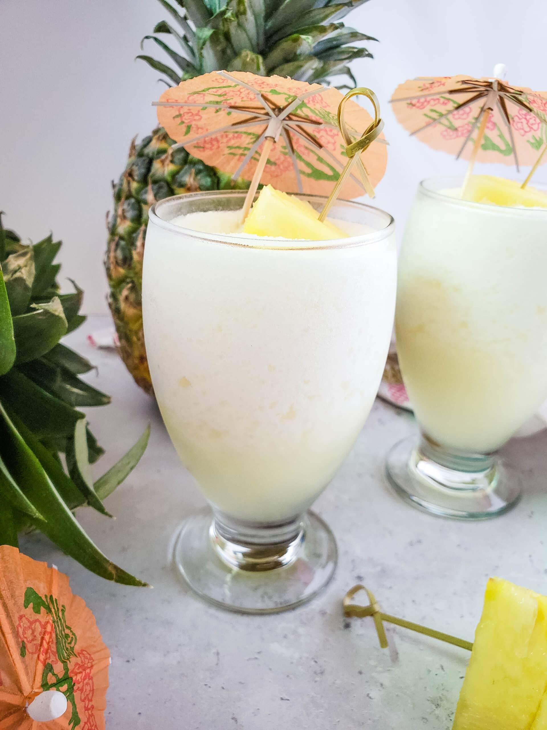 Malibu Pina Colada Recipe