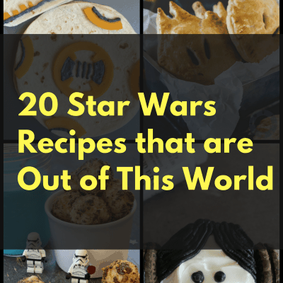 20 Out of This World Star Wars Recipes | The Last Jedi Recipes