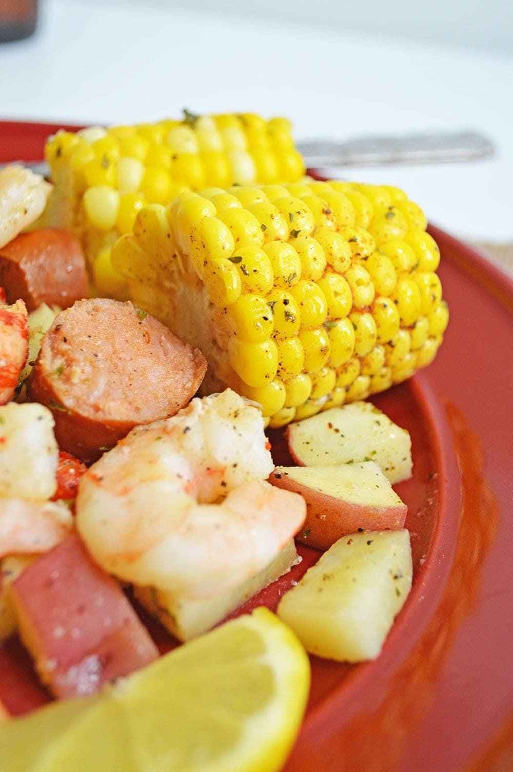 Seafood Steamer: Cajun Seafood Boil Recipe
