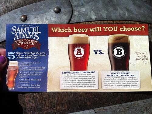Shipping Up To Boston {Sam Adams Brewery}