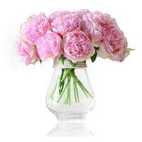 Felice Arts Silk Peony Bouquet