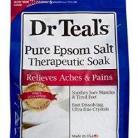 Epsom Salt Soaking Solution