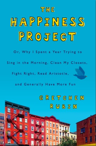 Book Club Friday: The Happiness Project