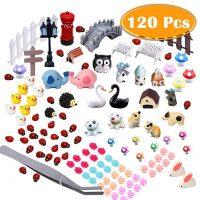 Fairy Garden Miniature Ornaments Kit