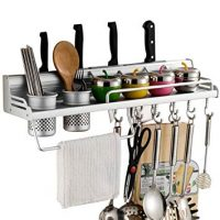 Wall Mounted Pot Pan Rack