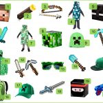 Minecraft Halloween Costumes and Accessories