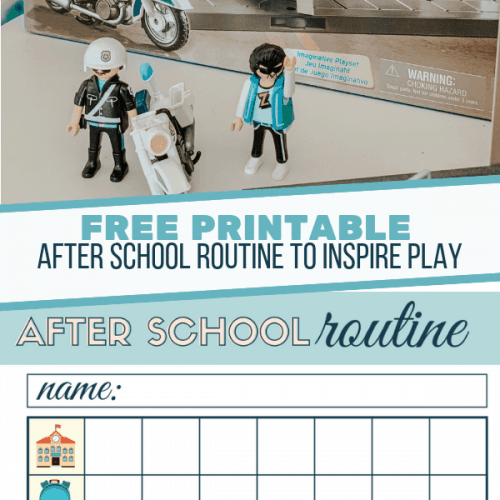 AFTER SCHOOL ROUTINE (1)