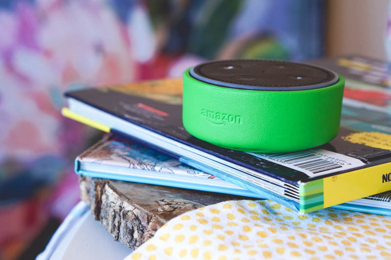 Amazon Echo National Reading Month