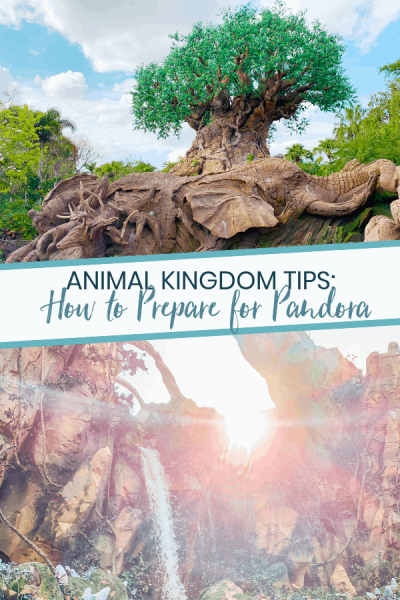 Animal Kingdom Avatar Pandora Tips