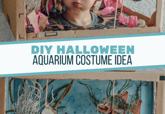 DIY Aquarium Costume