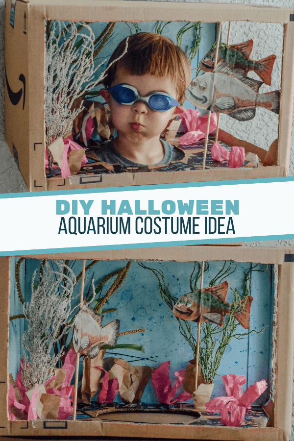 Aquarium Halloween Costume