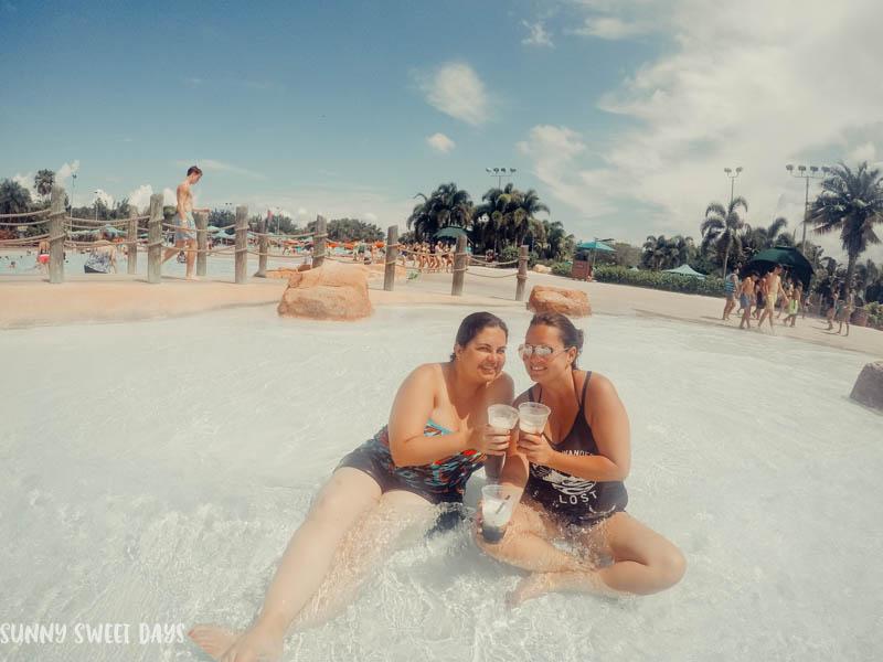 Aquatica Water Park Sea World Orlando Travel