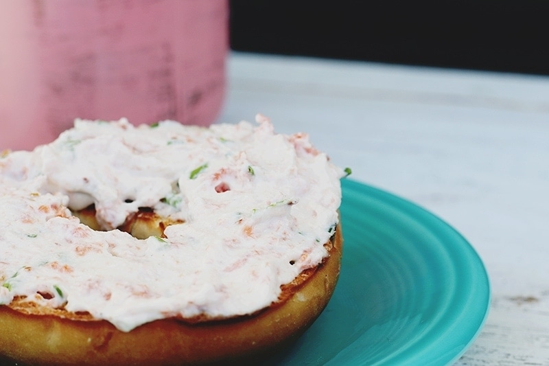 Salmon Cream Cheese