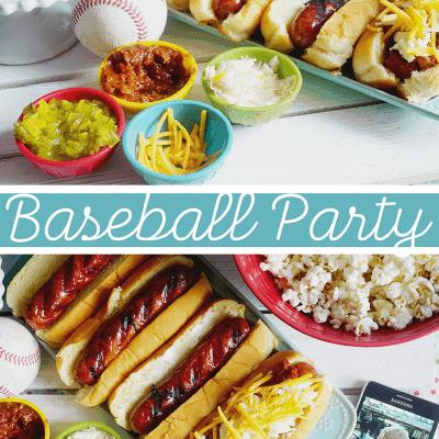 Fantasy Baseball Draft Movie Party