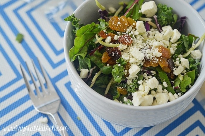 Beets and Kale Salad