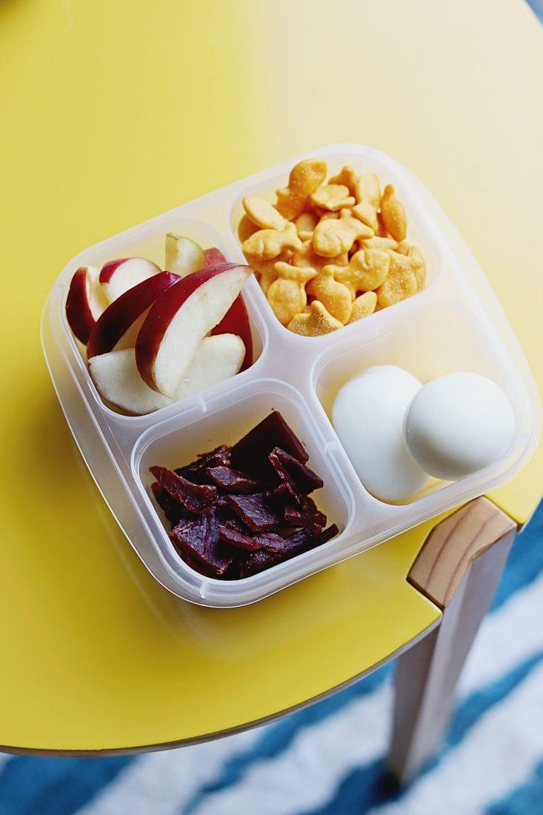 Back to School Snacks: Bento Box Ideas