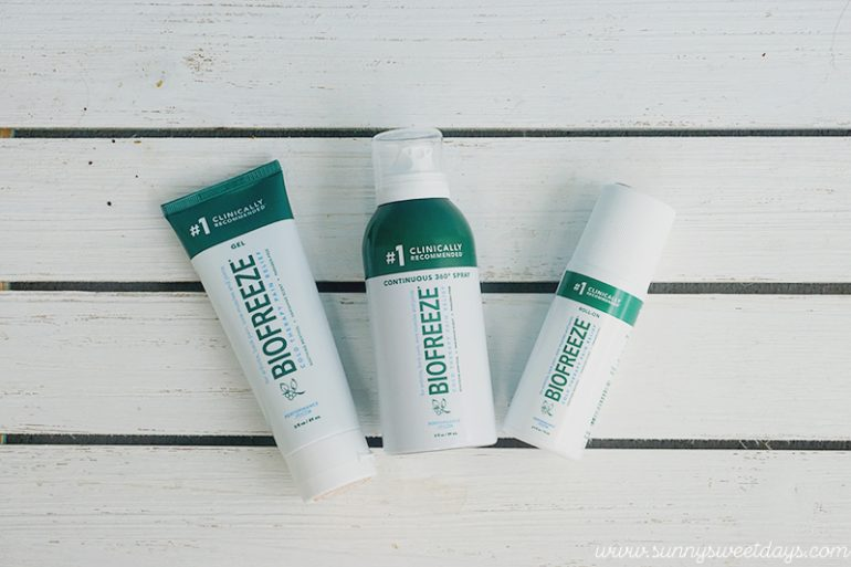 Biofreeze Review