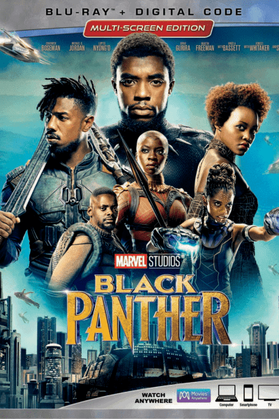 Black Panther DVD – May 8th