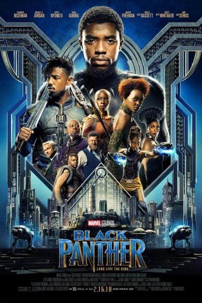 Marvel Studios' BLACK PANTHER…. Ticket Sales Breaking Records!