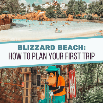 Blizzard Beach at Walt Disney World: How to Plan Your First Trip