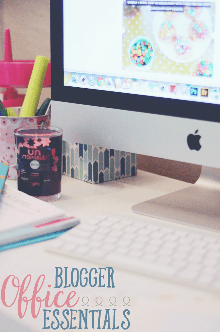 Blogger Office Essentials