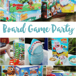 Children's Board Game Party Ideas