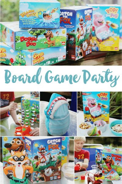 Board Game Party