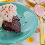 Brownie Ice Cream Sundaes
