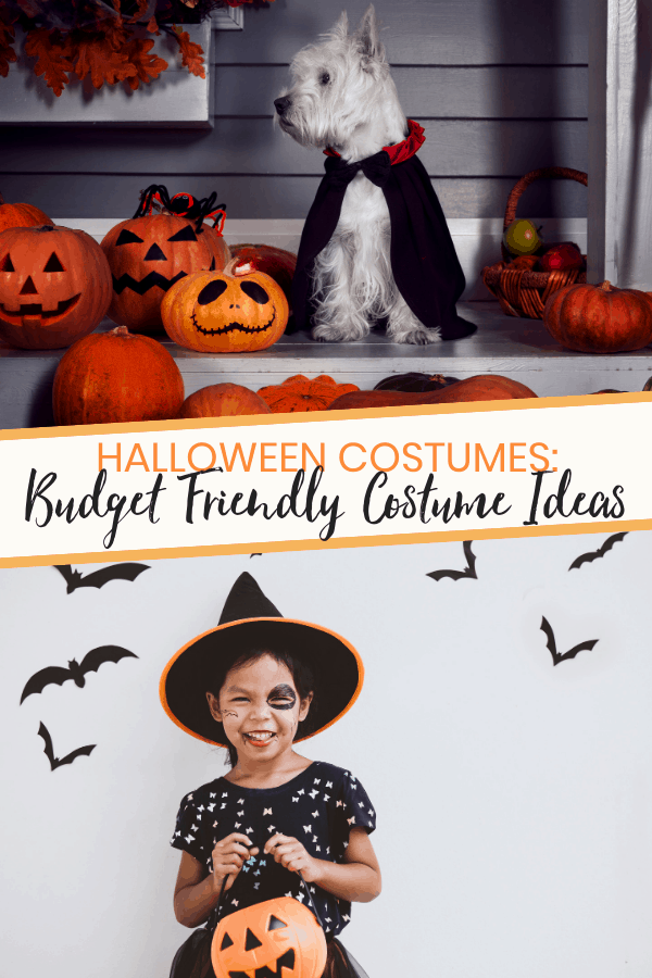 Budget Friendly Halloween Costume Ideas