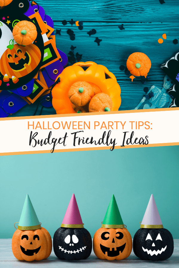 Budget Friendly Halloween Party Ideas