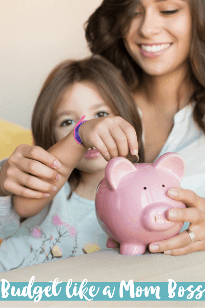 Budget Like a Mom Boss: Plan Ahead!