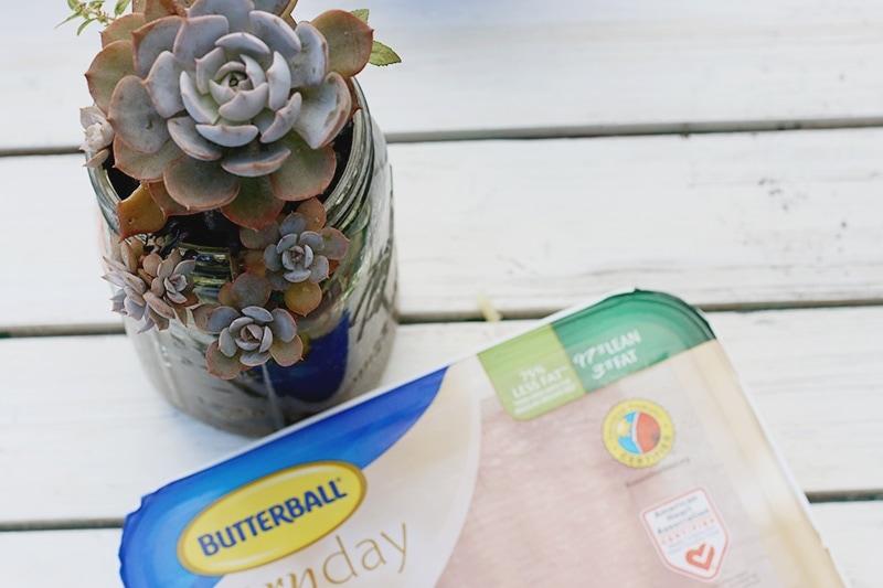 Buffalo Turkey Lettuce Cups